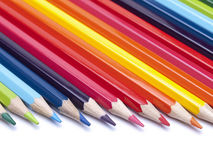 Pencil formation Stock Images