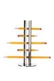 Pencil Holder Stock Photo