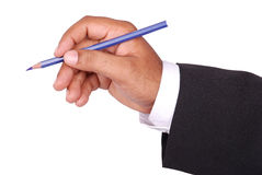 Free Pencil In Hand Stock Photos - 5990033
