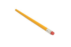 Pencil isolated Royalty Free Stock Image