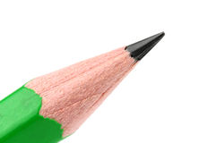 Pencil isolated on pure white background. Stock Photography