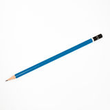 Pencil isolated on white Stock Images