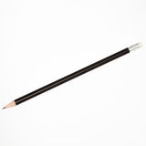 Pencil isolated on white Stock Photography
