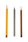 Pencil. Isolated on white background Stock Image