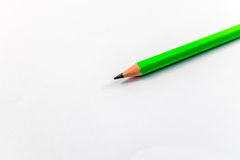 Pencil. Isolated on a white background Royalty Free Stock Images