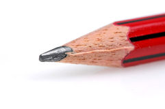 Pencil macro Royalty Free Stock Image