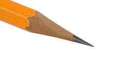Pencil macro Royalty Free Stock Photos