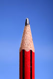 Pencil macro Stock Images