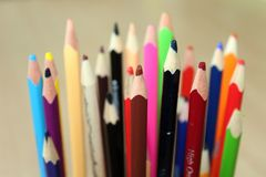 Pencil, Office Supplies, Pen, Product Royalty Free Stock Image