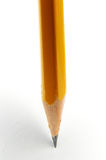 Pencil on paper Royalty Free Stock Images
