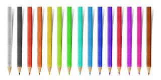 Pencil Paper Craft Royalty Free Stock Photos