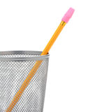 Pencil in Pencil Cup Royalty Free Stock Images