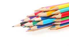 Pencil points Stock Photo