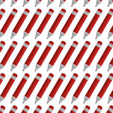 Pencil school supply icon Royalty Free Stock Photography