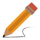 Pencil school utensil wood Royalty Free Stock Image