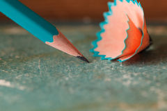 Pencil selective focus Stock Image