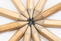 Pencil Series 03 Stock Images