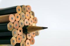 Pencil sharp stick Stock Photos
