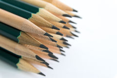 Pencil sharp stick Royalty Free Stock Photos