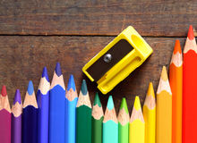 Pencil Sharpener Royalty Free Stock Photo