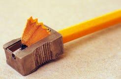 Pencil sharpener Stock Photos