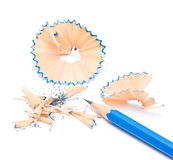Pencil Sharpener. Royalty Free Stock Photos