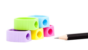 Pencil Sharpener Royalty Free Stock Images