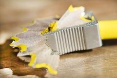 Pencil sharpener Royalty Free Stock Image