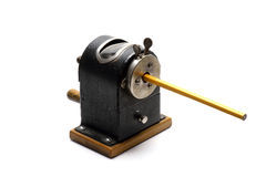 Pencil Sharpener Stock Images