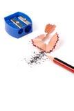 Pencil Shavings Stock Photos