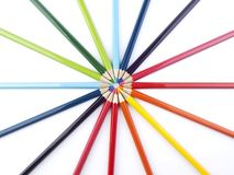 Pencil star Stock Images