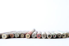 Pencil Sticks Stock Photography