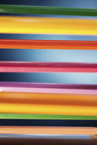 Pencil stripes Royalty Free Stock Photography