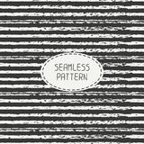 Pencil stripes. Scribble lines seamless patterns Stock Photos