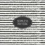 Pencil stripes. Scribble lines seamless patterns Stock Photo