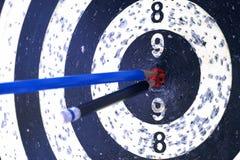 Pencil Target for business concept. Pencil Target for business or meeting concept stock photos