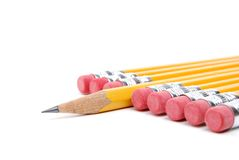 Pencil Tip Royalty Free Stock Images