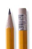 Pencil tips Stock Photo