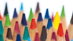 Pencil Top Mountain Range Stock Photography