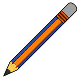 Pencil vector Royalty Free Stock Images