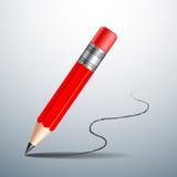 Pencil vector Royalty Free Stock Photos