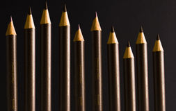 Pencil. For work or study Royalty Free Stock Image