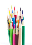 Pencill background Stock Photo