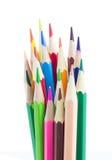 Pencill tło zdjęcie stock