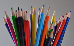 Pencils # 012 Royalty Free Stock Photography
