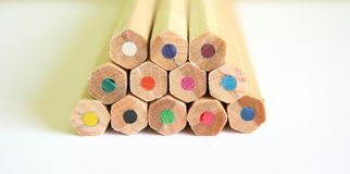 Pencils Royalty Free Stock Photos