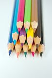 Pencils. Colorful pencils Stock Photography