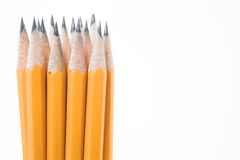 Pencils. A collection of number 2 pencils Stock Image
