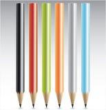 Pencils_2 Stock Afbeelding