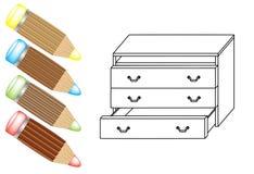 Free Pencils Royalty Free Stock Photos - 33129318